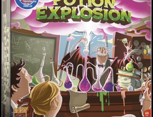 Recensie Potion Explosion