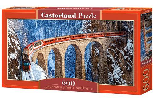 Castorland Landwasser viaduct