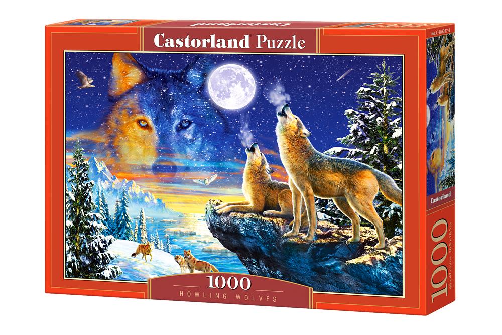 Castorland Howling wolves