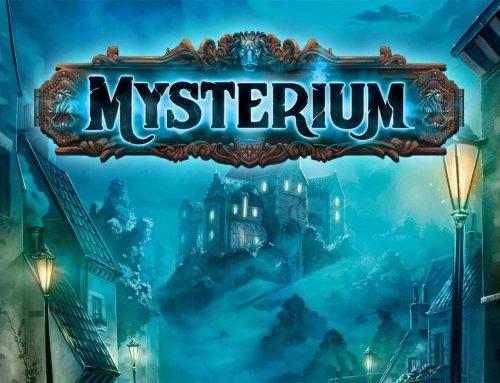 Recensie Mysterium – Feestdagen aanbieding