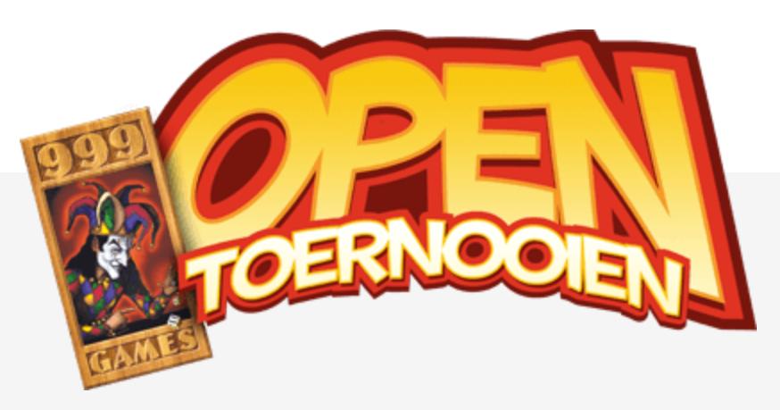 999 Games open toernooien