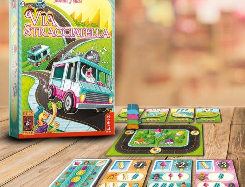 Recensie Via Stracciatella – Spel van de Maand Juli