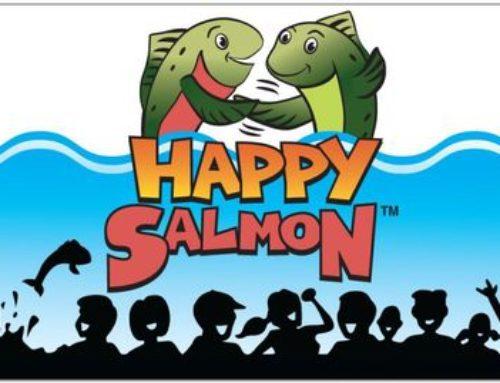Recensie Happy Salmon – Spel van de Maand Juli