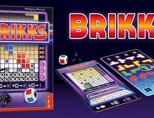 NIEUW | Speel Tetris nu ook samen rond de tafel met Brikks!