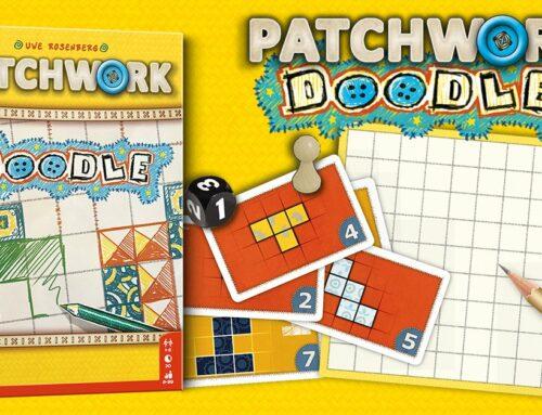 NIEUW | Patchwork Dooble