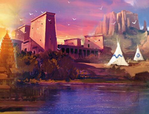 NIEUW | Hadara (999 Games) een tactisch familiespel